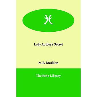 メアリー エリザベス ・ ブラッドン女性オードリーズ秘密