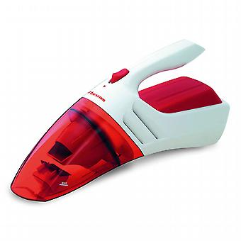 Rechargeable hand vacuum cleaner.