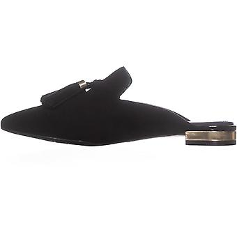 Rockport Womens Adelyn Tassle Leather Pointed Toe Mules