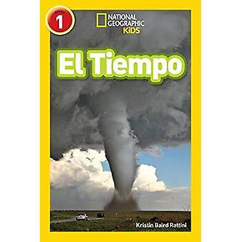 El Tiempo (L1) (National Geographic Readers)