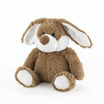 Intelex Cozy Plush Fully Microwavable Toy: Brown Bunny