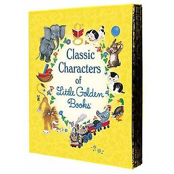 Classic Characters of Little Golden Books - The Poky Puppy - Tootle -