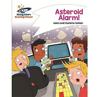 Reading Planet - Asteroid Alarm! - White - Comet Street Kids by Adam G