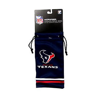 Houston Texans NFL Microfiber Glasses Bag