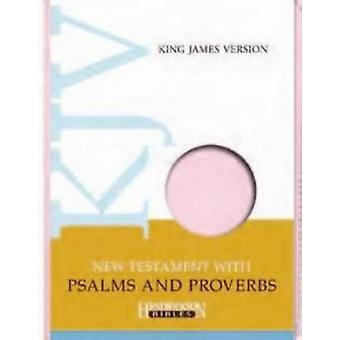 KJV New Testament with Psalms and Proverbs by Hendrickson Bibles - 97