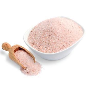 Essbares Himalaya-rosa Salz