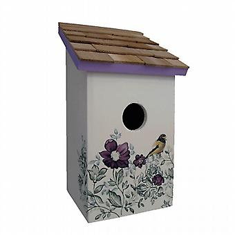 Saltbox Anemone Birdhouse