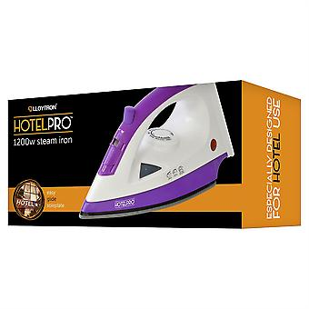 Lloytron Hotel Pro 1200w Steam Iron (Model No. E7308)