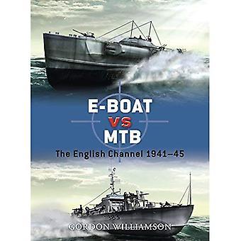 E-boot VS MTB
