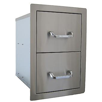 Beefeater Signature Build-in Double Drawer - 24200