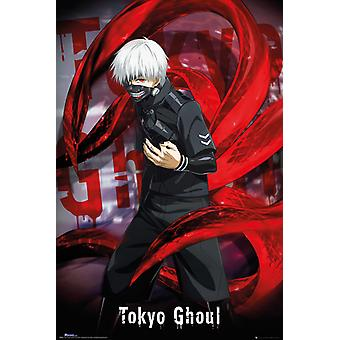 Tokyo Ghoul Ken Kaneki Maxi plakat 61x91.5cm