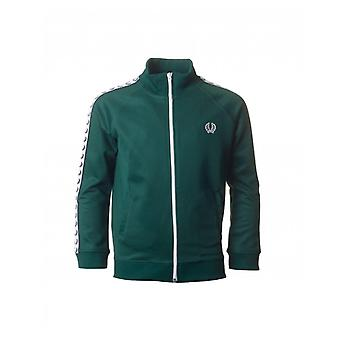 Fred Perry Kids Fred Perry Laurel Wreath Taped Track Jacket