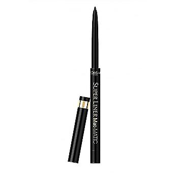 L'Oreal Super Liner Mat-Matic Eyeliner - Ultra Black