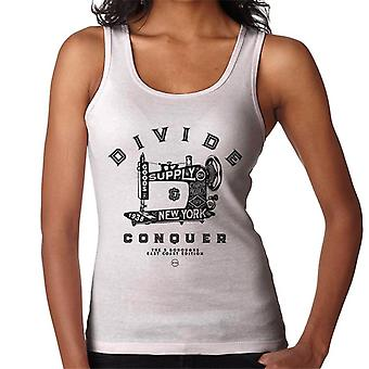 Divide & Conquer New York East Coast Edition Women's Vest