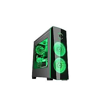 Itek Origin geval gaming Middle-Tower Midi-Tower ATX 2xusb 2,0
