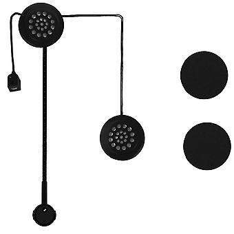 Helmet wireless bluetooth headphone