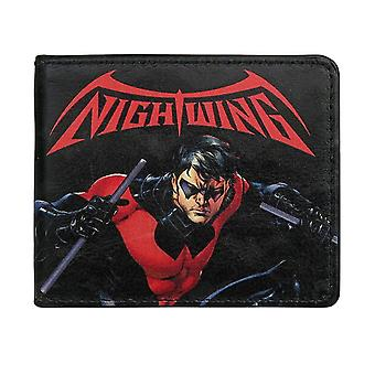 Nightwing Comic Issue #1 bi-fold tegnebog