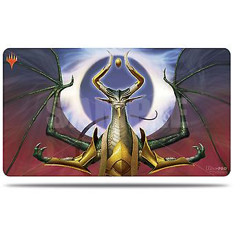 UP-MTG-Playmat-War of the Spark-Nicol Bolas 61 x 34 cm