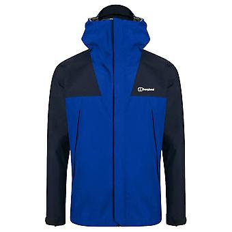 Berghaus Lapis Blue Mens Athunder Mtn Jacket