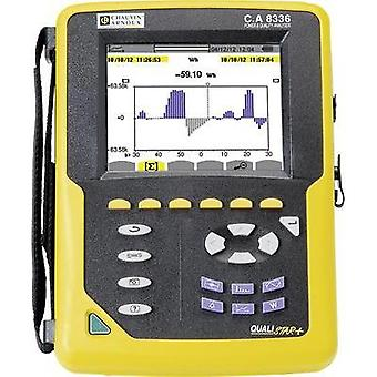 Chauvin Arnoux CA 8336 Mains-analysis device, Mains analyser