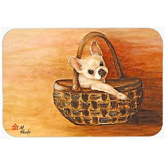 Bouledogue Français Take me TOO verre Cutting Board MH1063LCB grande