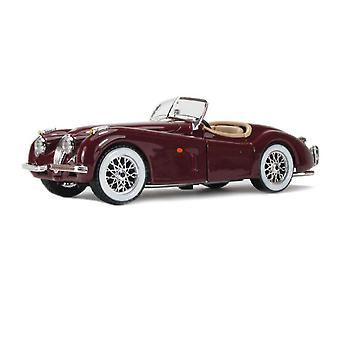 Burago Jaguar XK 120 Roadster (1951) (Toys , Vehicles And Tracks , Mini Vehicles , Cars)