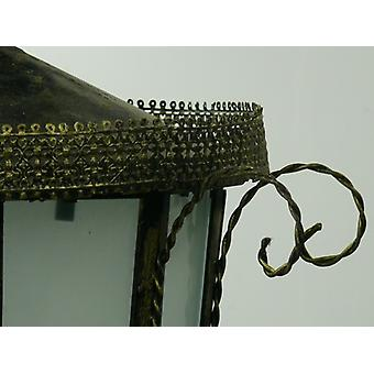 Lamp iron ceiling light antique style allp618