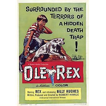 Ole Rex Movie Poster (11 x 17)