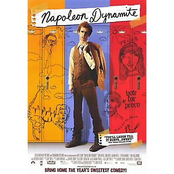 Napoléon Dynamite Movie Poster (11 x 17)