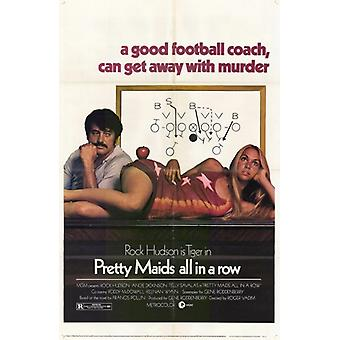 Pretty Maids All in a Row Movie Poster (11 x 17)
