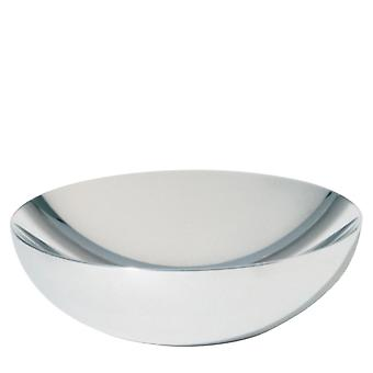 Alessi Bowl DOUBLE 32 cm from polished stainless steel - DUL02/32