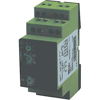 tele 111100 Time Delay Relay, Timer, DPDT-CO 12 - 240 V DC/AC IP40, IP20