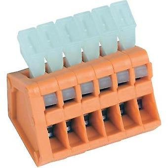 Spring-loaded terminal 0.50 mm² Number of pins 10 AKZ3191/10KD-2.54