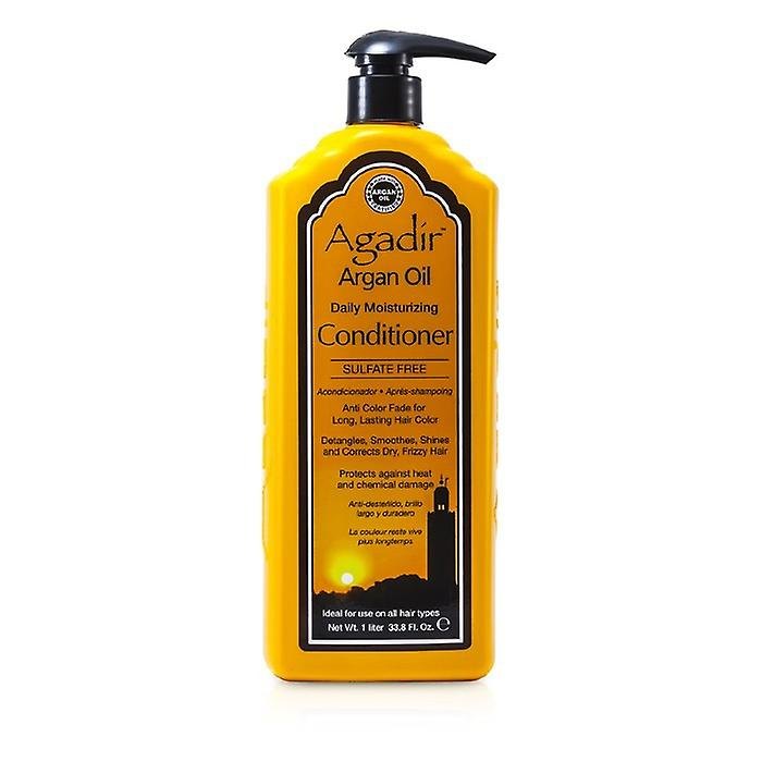 Agadir Argan Oil Daily Moisturizing Conditioner (voor alle haartypes) 1000ml / 33.8oz
