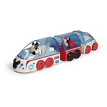 IMC Toys Train Mickey Musical Rc (Toys , Vehicles And Tracks , Radiocontrol , Land)