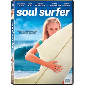Soul Surfer [DVD] USA import