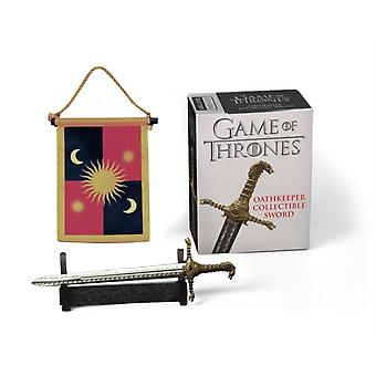 Game Of Thrones Oathkeeper by Running Press