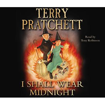 I Shall Wear Midnight: (Discworld Novel 38) (Discworld Novels) (Audio CD) by Pratchett Terry Robinson Tony