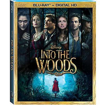 In den Wald - in den Wäldern [BLU-RAY] USA import