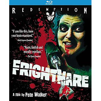 Frightmare [BLU-RAY] USA import