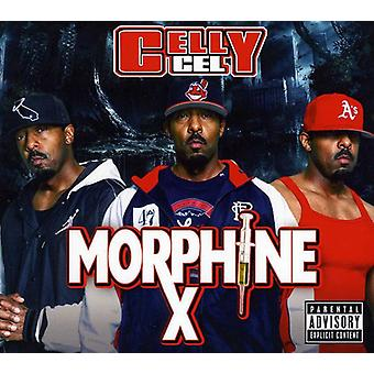 Celly Cel - morfin [CD] USA importerer
