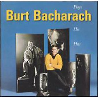 Burt Bacharach - spelar Burt Bacharach Hits [CD] USA import