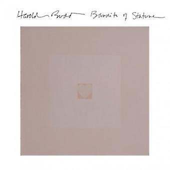Harold Budd - banditter af statur [CD] USA import