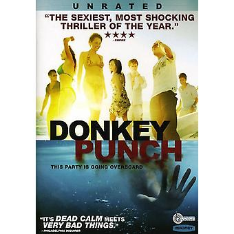 Æsel Punch [DVD] USA importerer