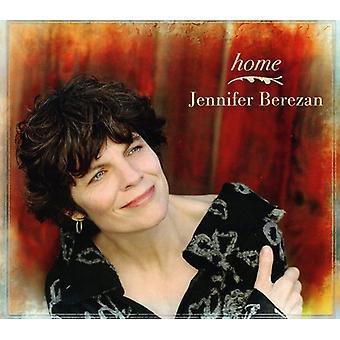 Jennifer Berezan - hjem [CD] USA import