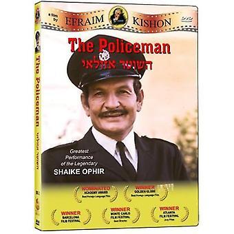 Politimand [DVD] USA importerer