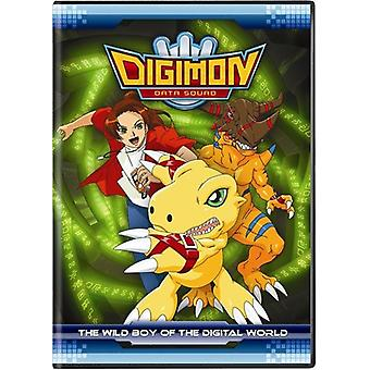 Digimon - Wild Boy of the Digital World [DVD] USA import