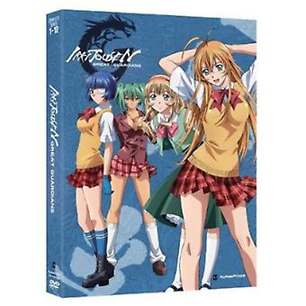 Ikki Tousen: Great Guardians: Season 3 [DVD] USA import