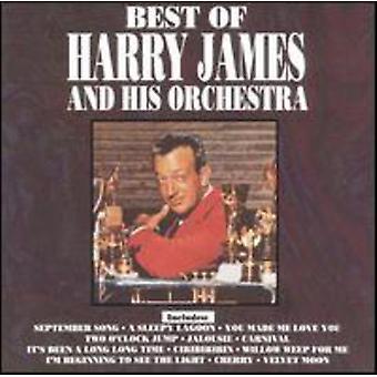 Harry James & His Orchestra - beste van Harry James & Orchestr [CD] USA import