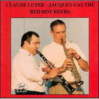 Luter/Gauthe - Red Hot siv [CD] USA import